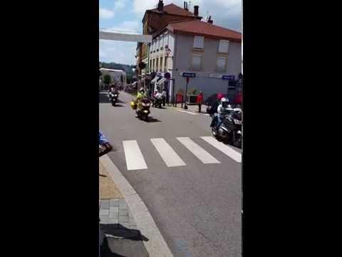 MGVELO Cours la Ville 2016 Depart