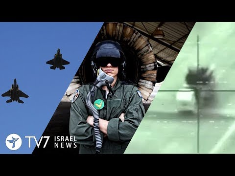 Israel vows to confront Iran in Syria - TV7 Israel News 21.03.19