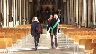 Salisbury Cathedral - Morning Has Broken Tutorial