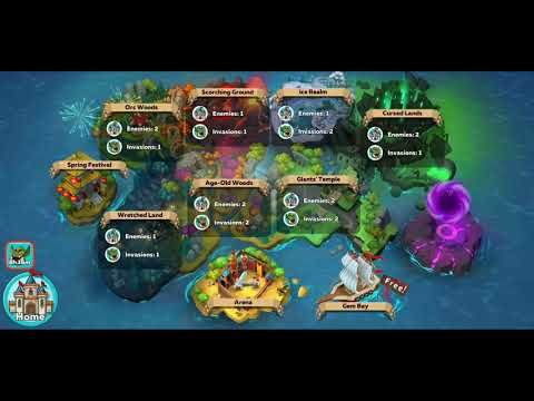 Hustle Castle - Gear Setups - Tips And Tricks - Shadow Hustler