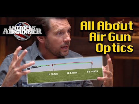 Air Rifle Airgun Scope Adjustments : American Airgunner Hunting Round Table