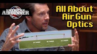 Air Rifle Scope Adjustments : Air Gun Hunting Round Table