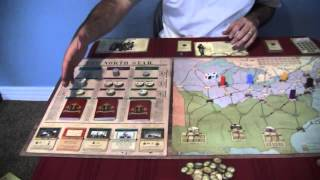 Board Game Review: Freedom - The Underground Railroad