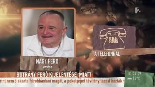 Nagy Feró a migrációról: ˝Dobó kapitány forog a sírjában˝ - tv2.hu/mokka