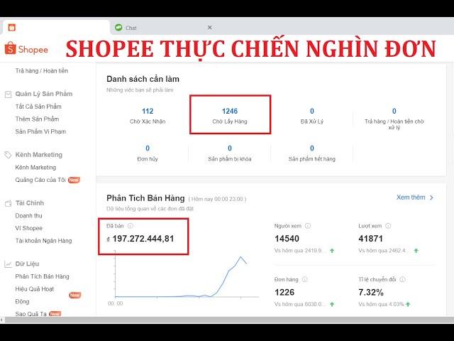 [Học Viện Shopee] Hướng dẫn quảng cáo Shopee – Shop Ads (quảng cáo shop) lên top hiển thị