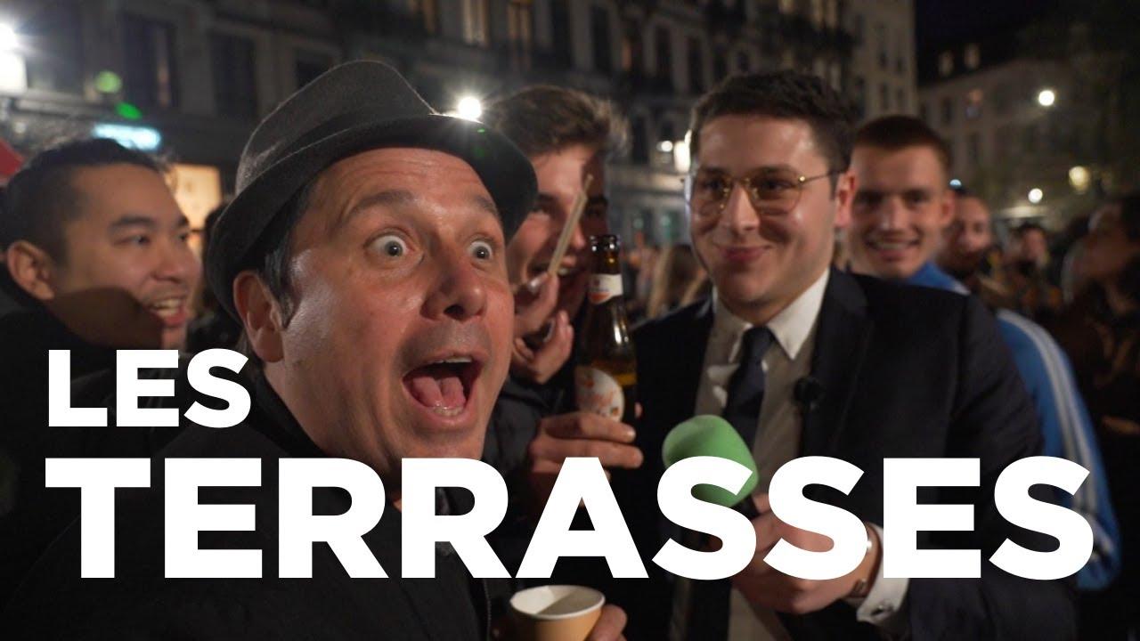 LORIS - LES TERRASSES - BRUXELLES