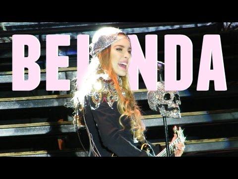 Fuimos al concierto de Belinda - More Bright Bren