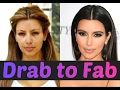★ ★ ★ CELEBS WITH AND WITHOUT MAKE-UP ★ ★ ★