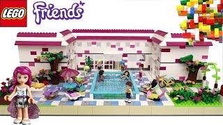 Lego Friends Livi Pop Star House by Misty Brick.
