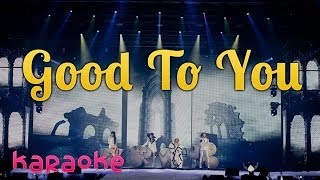 2NE1 - Good To You [karaoke]