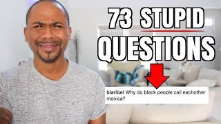 73 stupid questions with alonzo lerone