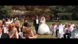 Свадьба. Голая