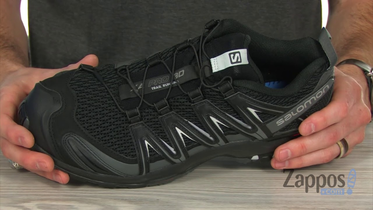 Salomon Xa Pro 3d Wide Sku 8998033 Youtube