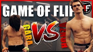 GAME OF FLIP - Honza VS Gabriel (ODVETA?!) | by Freemove