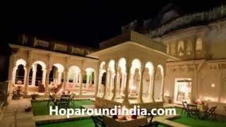 Ghanerao Royal Castle - Rajasthan