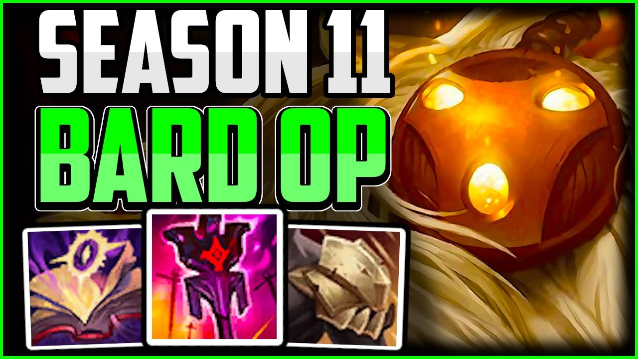 How to Play Bard Support & CARRY for Beginners | Bard Guide Season 11 League of Legends