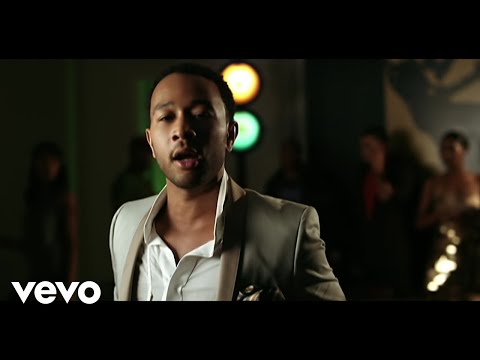 John Legend  Green Light Video ft. André 3000