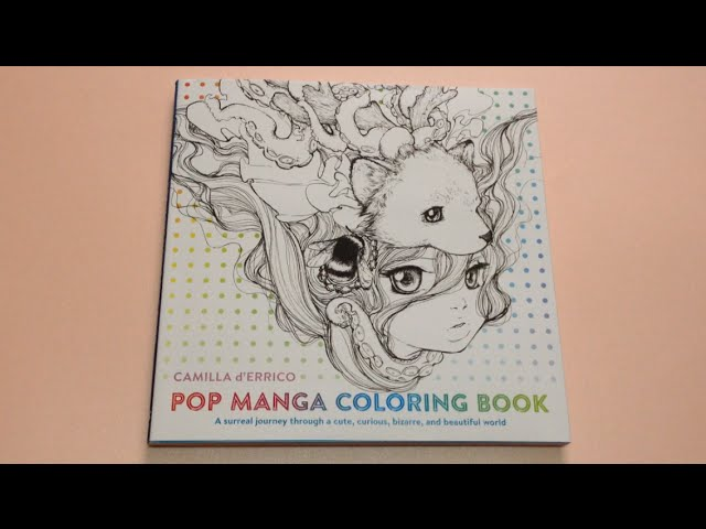 Top 10 Adult Coloring Books Of 2018