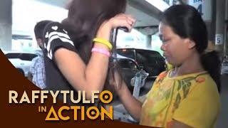 Nanay, gustong ma-rescue ang dalagita niya na tinanan ng tambay at lasenggerong boyfriend.