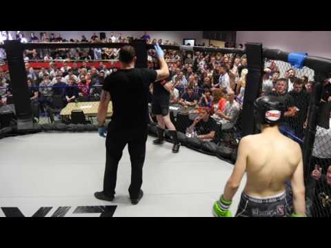 Rise and Conquer 2 - Shay Holmes vs Aaron Douglas