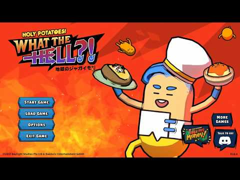 DGA Plays: Holy Potatoes! What the Hell?! (Ep. 2 - Gameplay / Let's Play)  