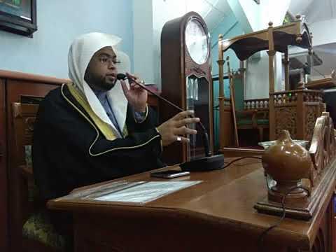 Klinik Bacaan Al-Fatiha | Imam Sheikh Abdul Karim Al-Makki.