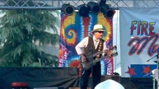 Roy Rodgers & The Delta Rhythm Kings/ Carlos Reyes