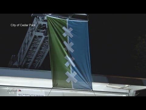 City of Cedar Park rethinking flag after backlash