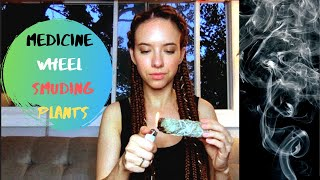 Smudging with sage; energy cleanse and purify your aura and home!