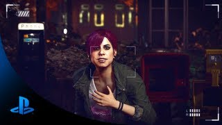 inFAMOUS Second Son 'Fetch' Trailer