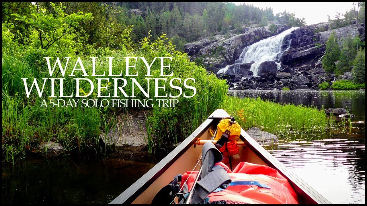 5-Day World-Class Walleye and Trout Fishing Trip | Exploration of Pukaskwa's Northern Interior