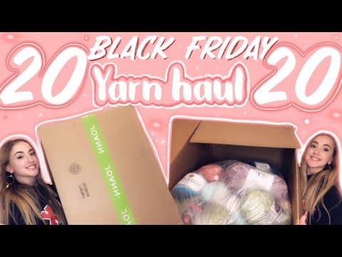 Black Friday Yarn