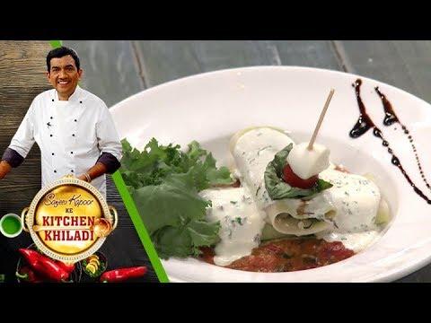 Sanjeev Kapoor Ke Kitchen Khiladi - Ep 5 - Dal Baati Churma