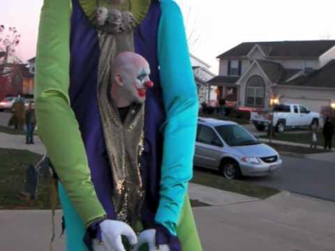 Halloween 2010 - Freakshow Costume
