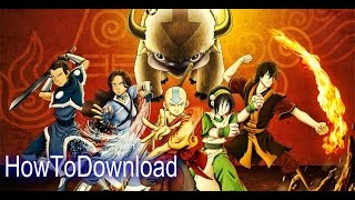 How To Download Avatar The Last Airbender Game In Pc