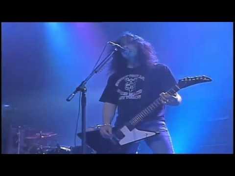 Megadeth Trust 2001 Rude Awakening Live