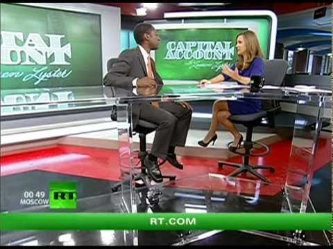 Edward Harrison on how Greek Style Protests could come to the US - Capital Account (10/20/11)