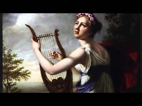Sappho: A Girl's Lament (Poem & Lyre)