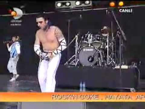 Hayko Cepkin -Fırtınam - Rock'n Coke 2006 mp3
