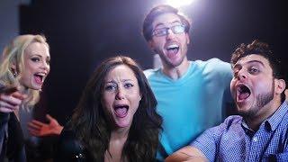 Zedd, Maren Morris, Grey - The Middle LOOP COVER (Behind The Scenes)