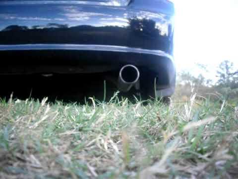 2008 Kia Spectra (exhaust)