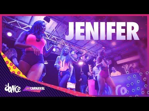 Jenifer - Gabriel Diniz - Furdunço 2019 | FitDance TV (Coreografia Oficial)