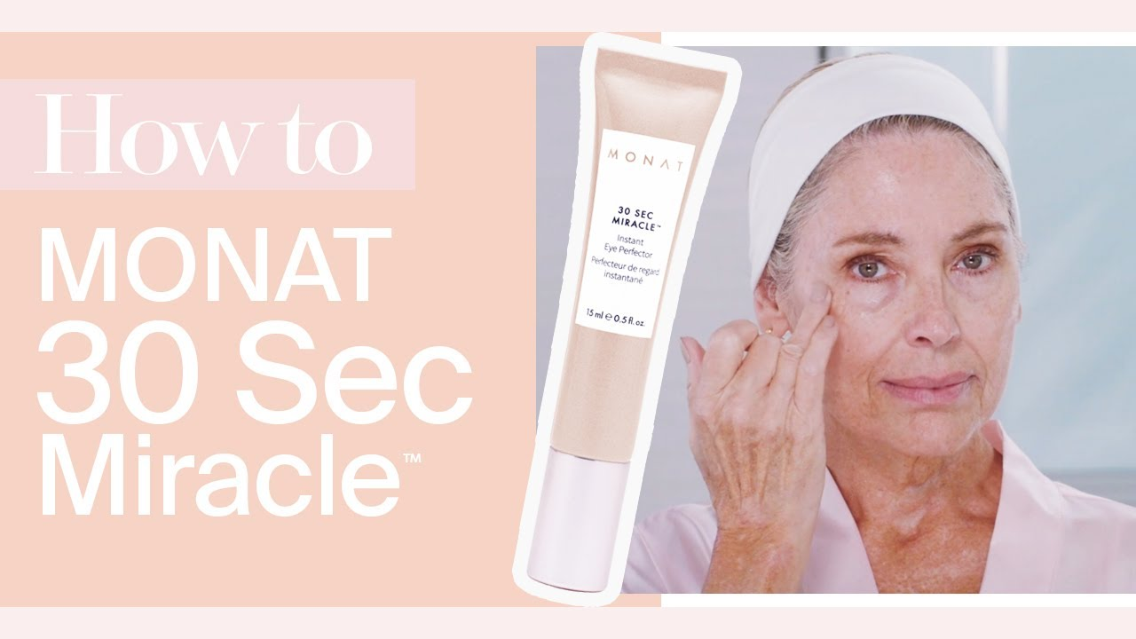 Monat 30 Second Miracle How To Use Monat Skincare Youtube