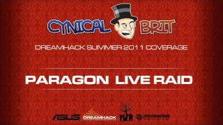 vuclip DreamHack 2011 : Paragon Live Raid - Heroic Blackwing Descent - Part 1