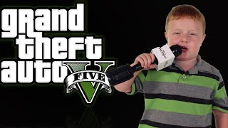 Kids Get Trolled With THEIR OWN VOICE! (Epic GTA 5 Trolling!)
