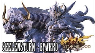 Final Fantasy XIV Stormblood | Seelensturm - Byakko Guide