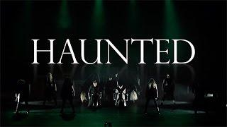 Beyonce - Haunted   Dark Version   Chris Clark Choreography   Featuring Skyline