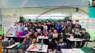 台北科技大學 機械工程系 一年級上學期 機械乙 班級影片