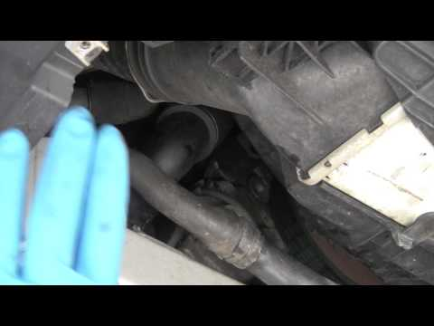 Part 1  Replacing the electric water pump on late model BMW N-Series 6 cylinder engines