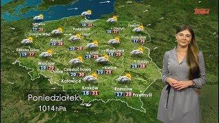 Prognoza pogody 19.08.2018